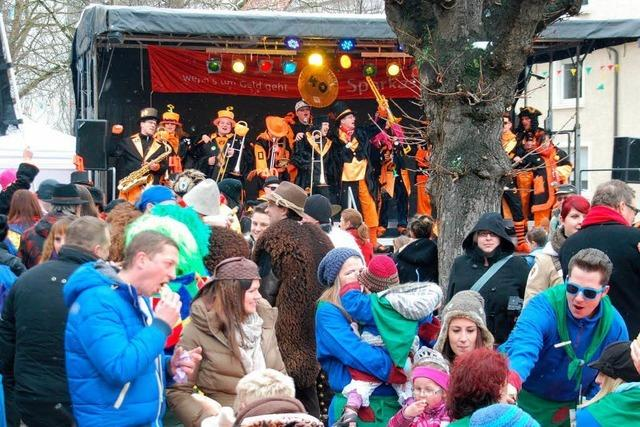 Fotos: Guggen-Festival in Rheinfelden