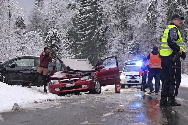 Schwerer Unfall bei Eiken