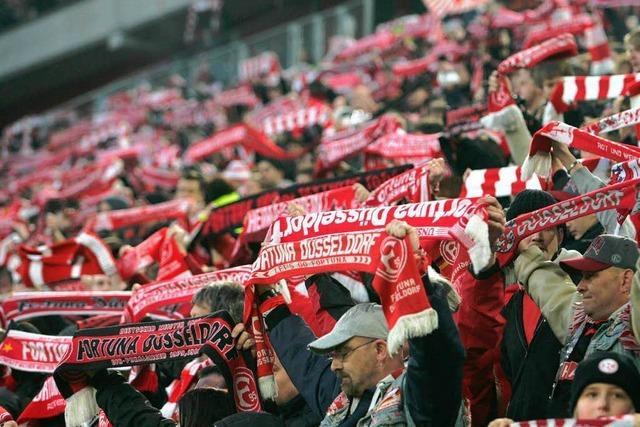 Düsseldorf ist in der Liga angekommen