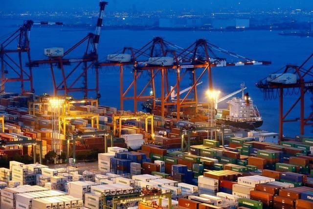 Starker Euro: Gegenwind für Exportindustrie