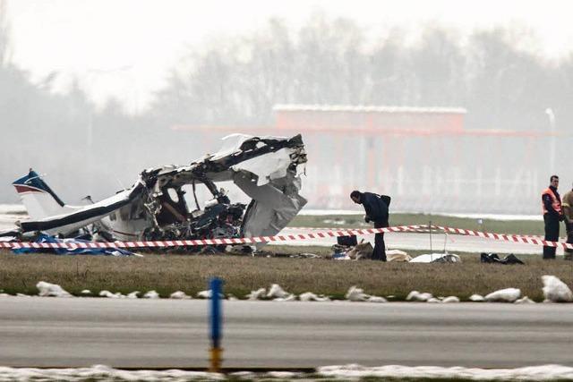 Fünf Tote bei Flugzeugabsturz in Belgien