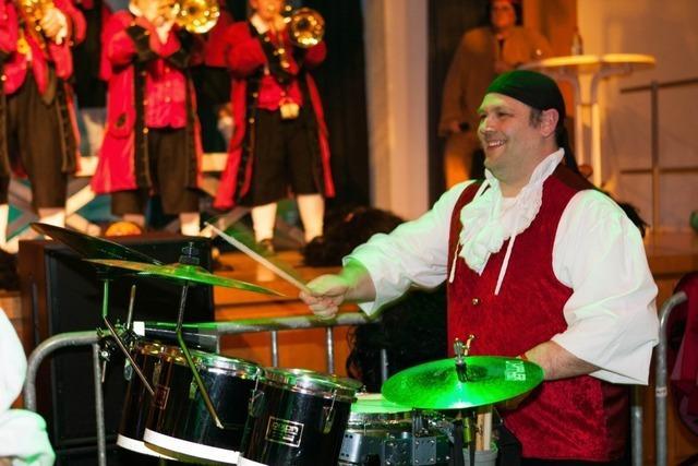 Fotos: Steinkrähen-Hexen-Ball in Waldkirch-Kollnau