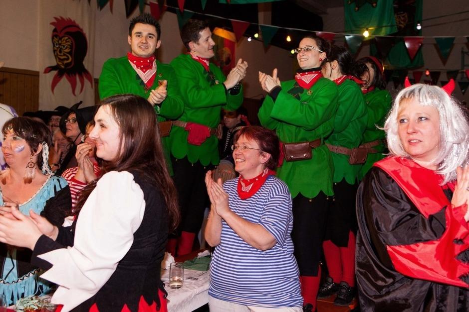 Die Zuschauer honorierten die Leistungen der Akteure mit Standing Ovations. (Foto: Photographer: Gabriele Zahn)