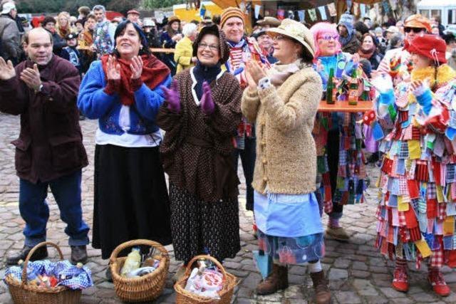 Mix aus Brauchtum, Tradition, Handwerk und Kunst