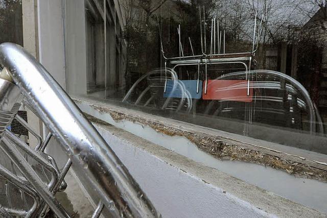 Sanierung überfällig - Haus der Jugend sieht alt aus