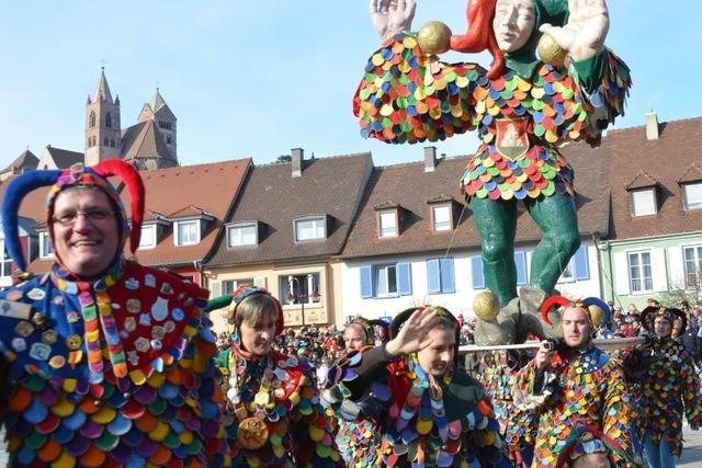 Fotos: Gauklertag in Breisach