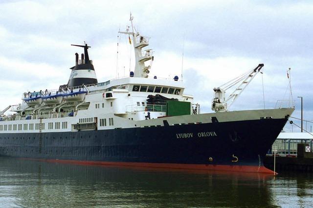 Russisches Geisterschiff irrt im Nordatlantik umher