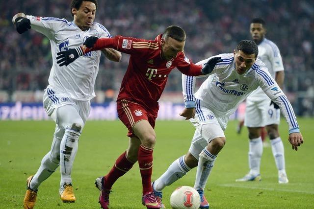 Schalke wird zum Spielball