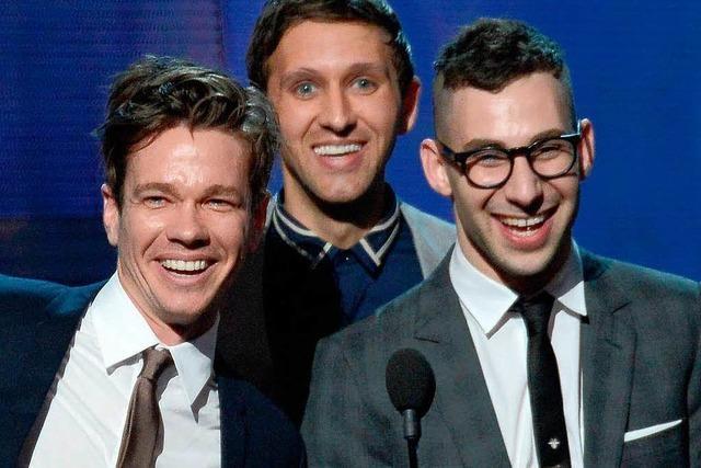 Grammys für Gotye und Fun – Timberlake zurück