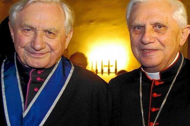Reaktionen auf den Amtsverzicht von Benedikt XVI.