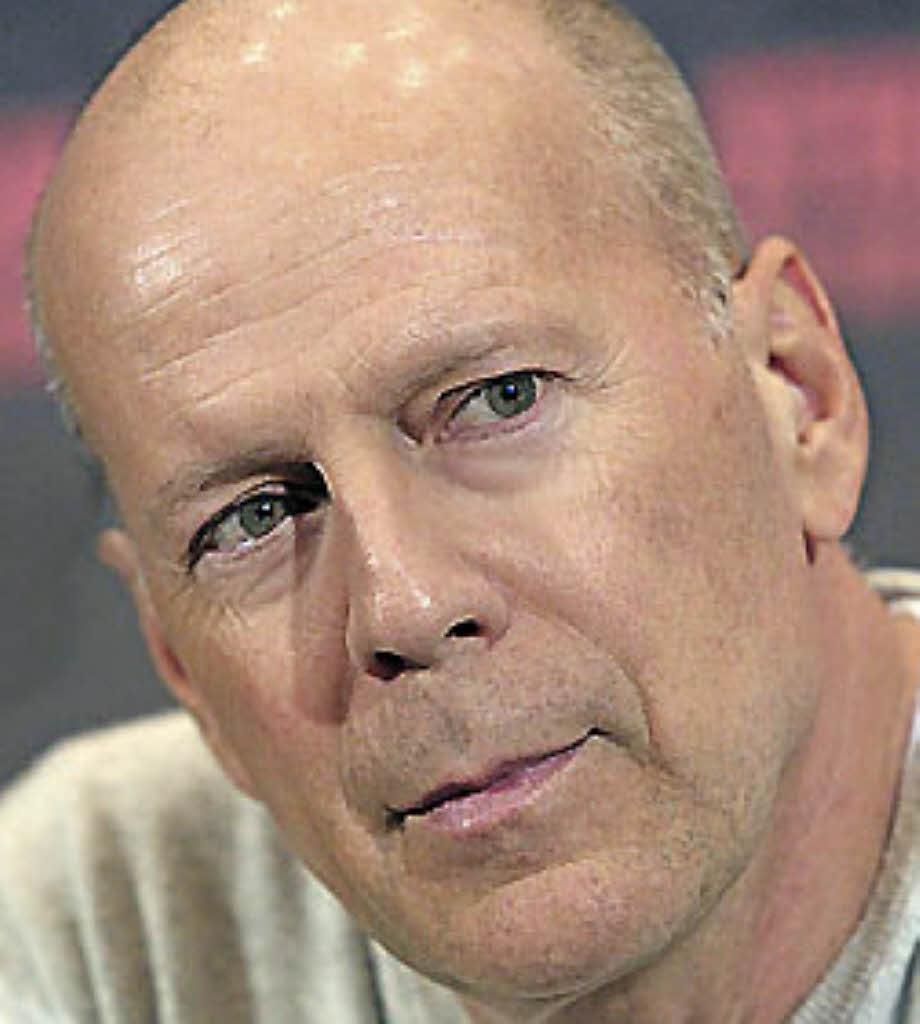 """Bruce Willis: """"Das Macht Mir Einfach Spaß!"""""""