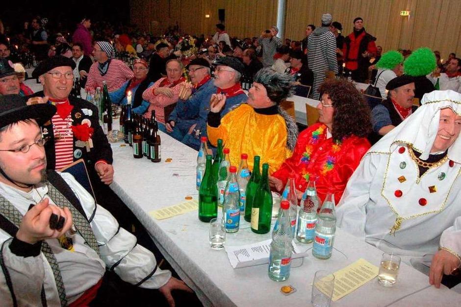Impressionen von der Elfimess in Waldkirch (Foto: Christian Ringwald)