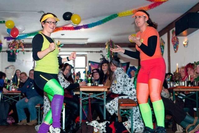 Fotos: Frauen-Elfimess 2013 in Waldkirch