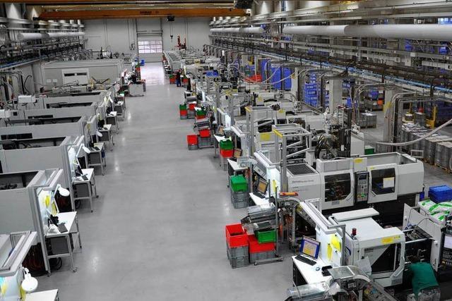 Autozulieferer schafft 150 neue Jobs im Gewerbepark Breisgau