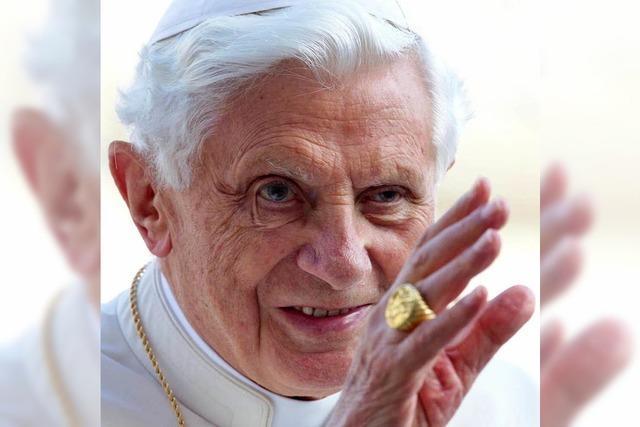 Der Papst-Rücktritt – eine Entscheidung gegen öffentliches Siechtum