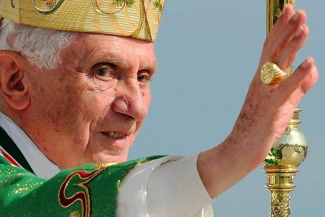 Papst-Rücktritt – ein starkes Signal, konsequent und weitsichtig