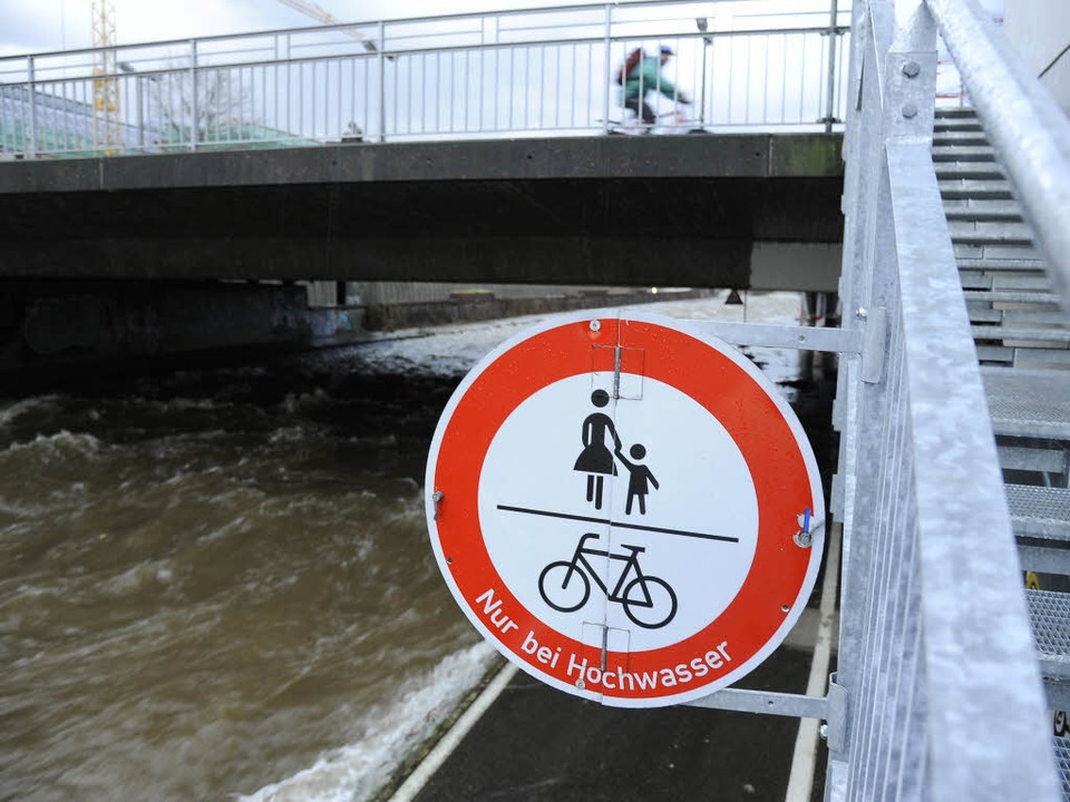 Ob der Radweg am 2. Februar gesperrt war, ist unklar.  | Foto: schneider