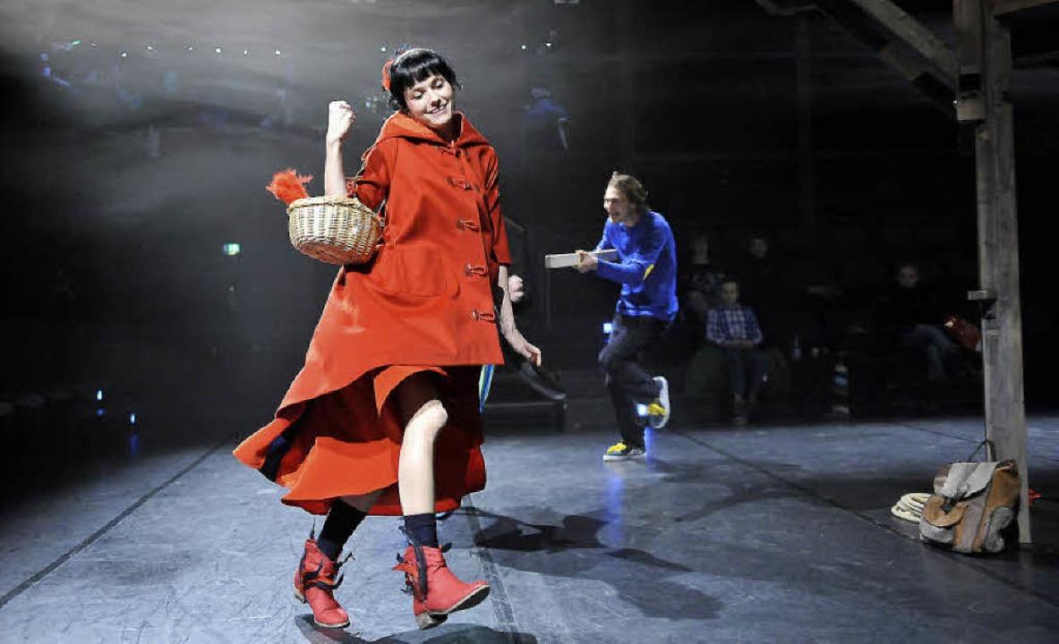 Theater Freiburg:  PETER UND DER WOLF  | Foto: Matthias Kolodziej