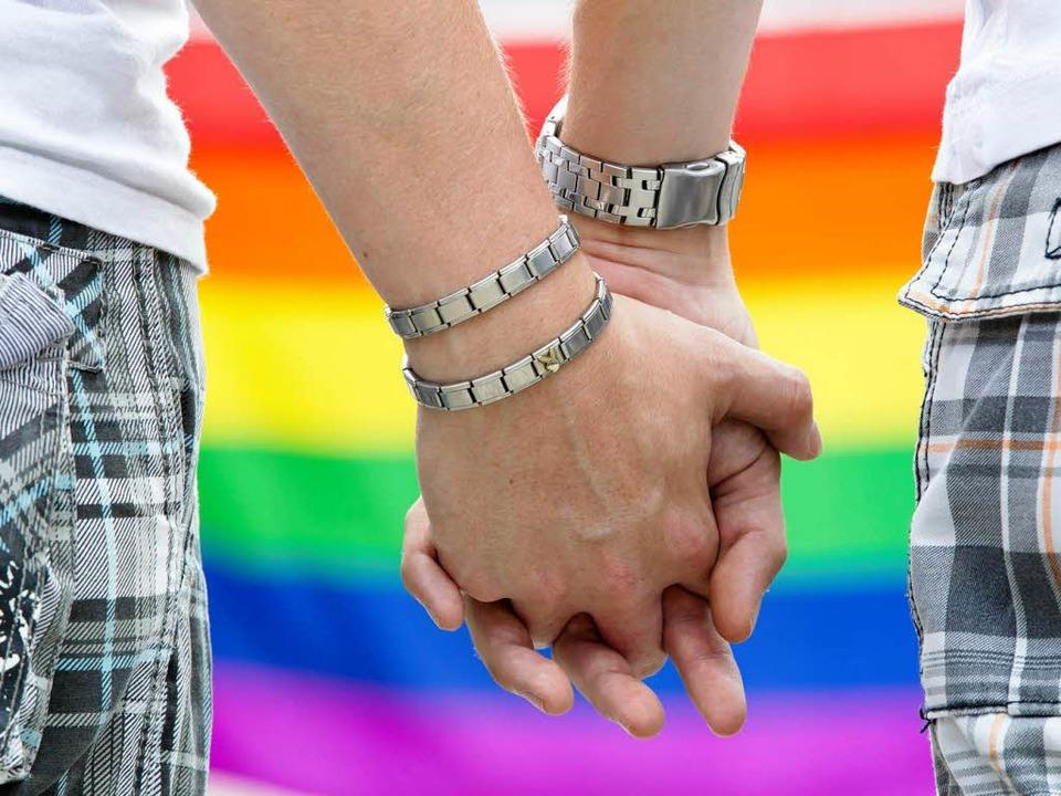 Wie halten es die Länder mit der Homo-Ehe?  | Foto: dpa
