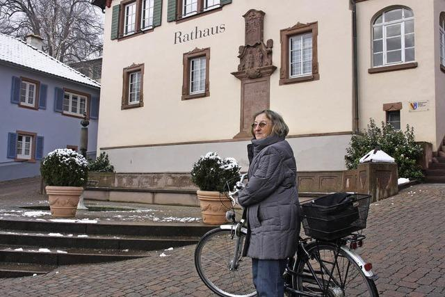 Amtsbotin Gertrud Häuber hört nach 23 Jahren auf