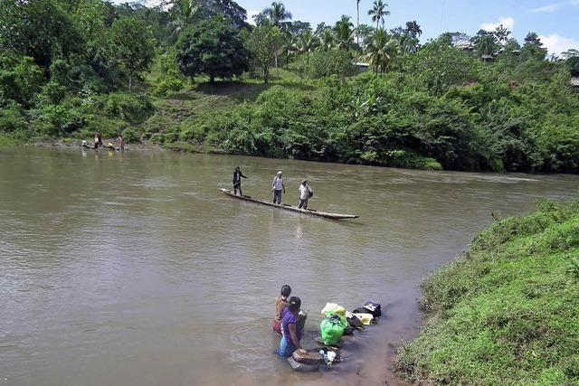 Sauberes Wasser für die Menschen