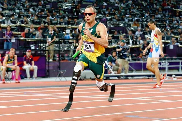 Paralympics-Star Pistorius festgenommen – Freundin erschossen