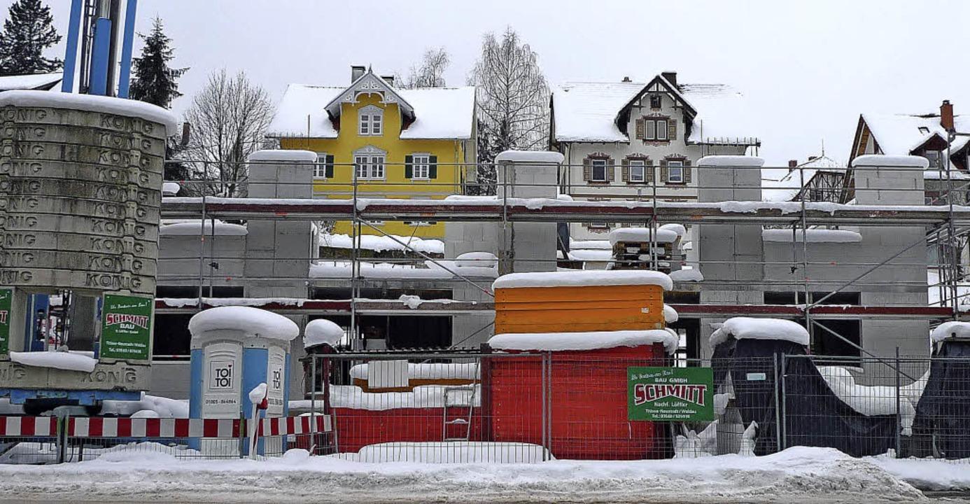 Der Winter Titisee Neustadt Badische Zeitung