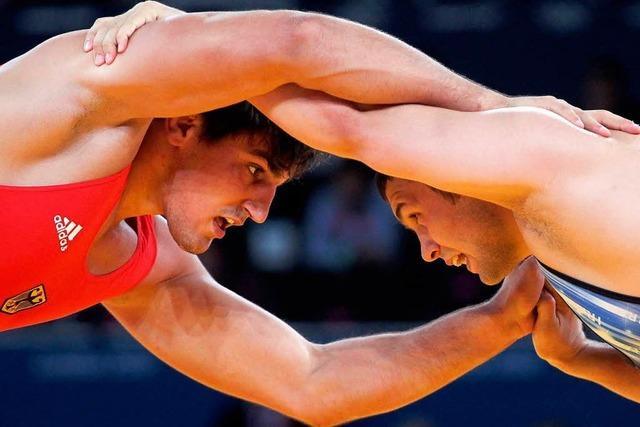 Südbadische Ringer klagen über drohendes Olympia-Aus