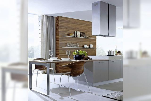 Neues Heim mit alten Möbeln