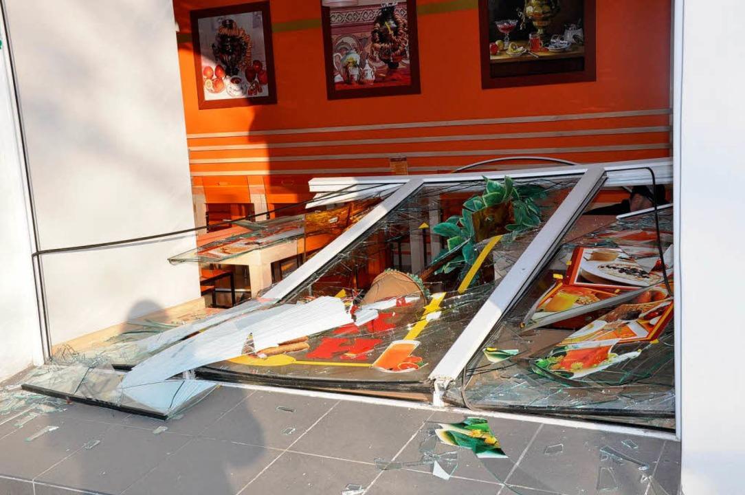Schäden in Kopeisk  | Foto: dpa