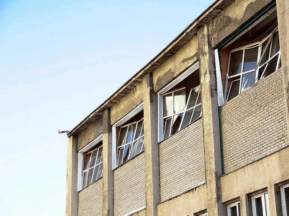 Zerbrochene Scheiben an Häusern in der Region  | Foto: dpa