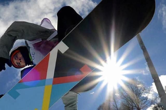 Gersbacher Skitag mit Torlauf und Snowboard-Wettbewerb