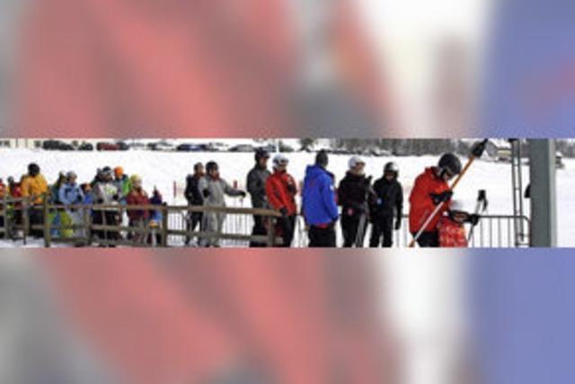 Skiparadiese im frischen Schnee