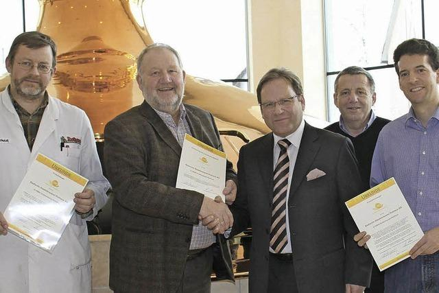 Brauerei setzt weiterhin auf regionale Rohstoffe