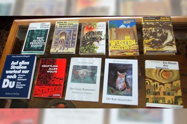 Bücherbörse in der alten Fabrik