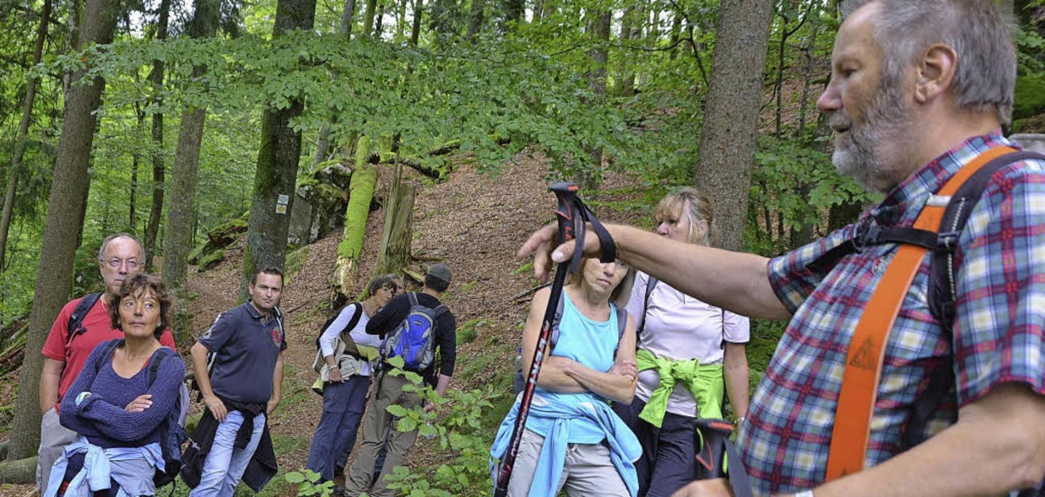 Ein guter Wanderführer muss mehr wisse...tal im Spätsommer vergangenen Jahres.   | Foto: Axel Kremp