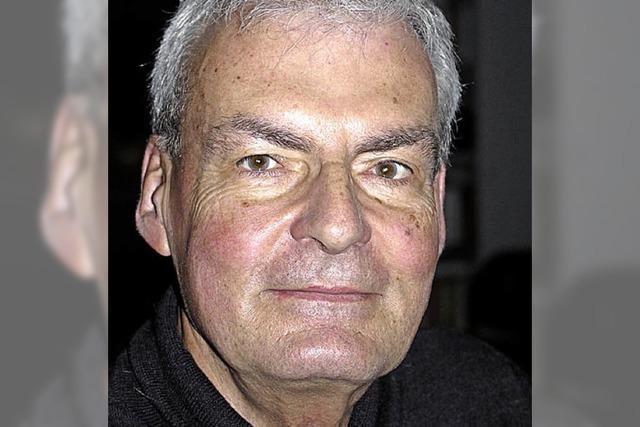 Besonders gern erinnert er sich an die Begegnung mit Charles Eames