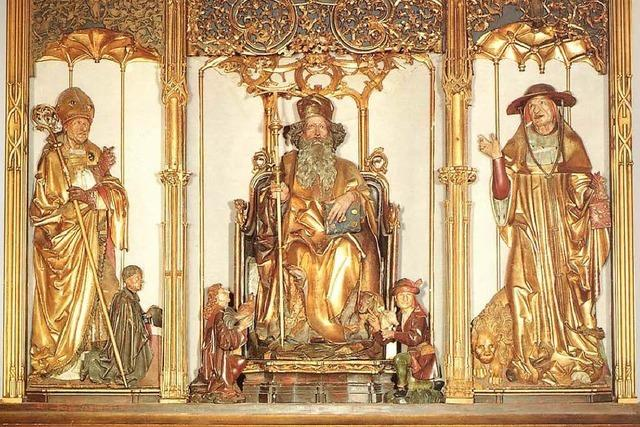 Isenheimer Altar: Schutzhülle statt Umzug