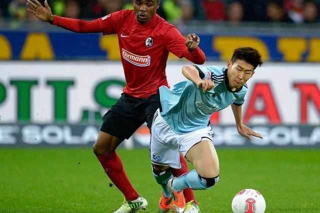 Makiadis lohnender Positionswechsel beim SC Freiburg