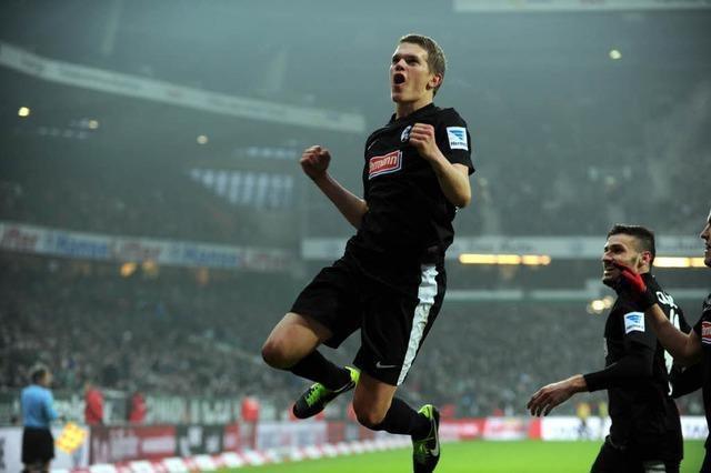 Freiburg besiegt Werder Bremen mit 3:2