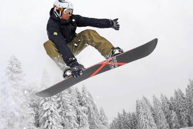 Snowboardfahrer verirrt sich am Feldberg - große Suchaktion