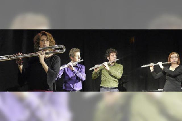 Lebhafte Improvisationen über Klassik und Jazz