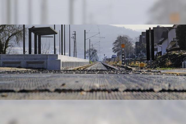 Ausbau der Bahnübergänge der Münstertalbahn: Das Land lenkt doch ein