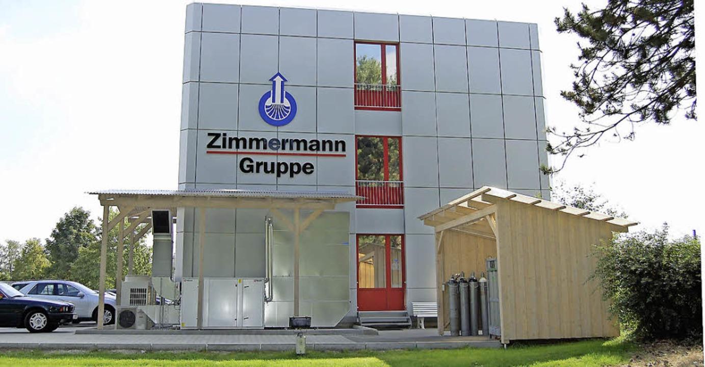 Heute Ziel einer Reise: Die Zimmermann-Gruppe in Gütersloh   | Foto: Privat