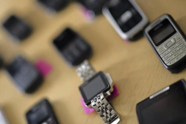 BUND: Handys als Rohstoffquelle