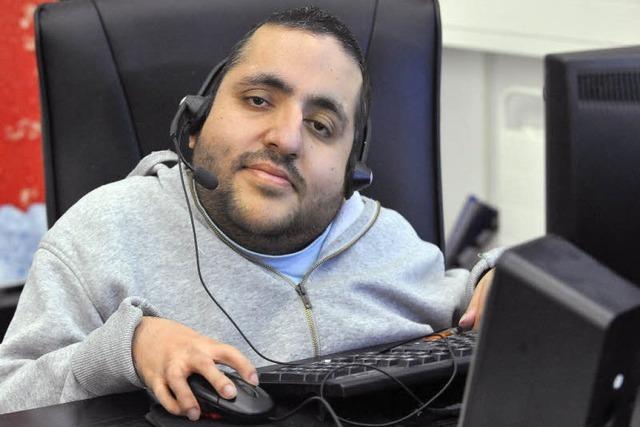 Ismael Hares alias Rapper Malik ist nun auch SPD-Ortsvereinsvorsitzender