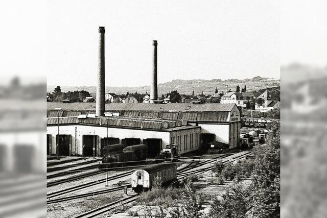 Bildvortrag zum BW Haltingen