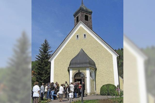 Dreifaltigkeitskirche wird 100 Jahre alt