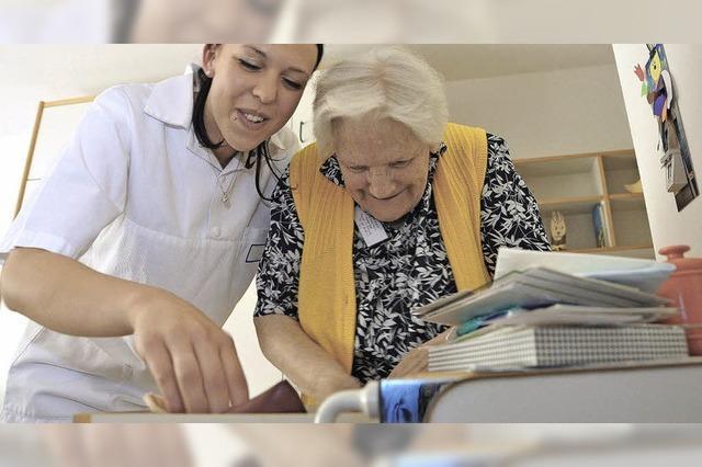 Spitäler, Alters- und Pflegeheime müssen mehr ausbilden