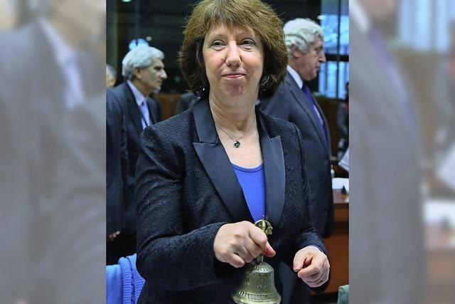 EU-Außenminister uneins über Syrien